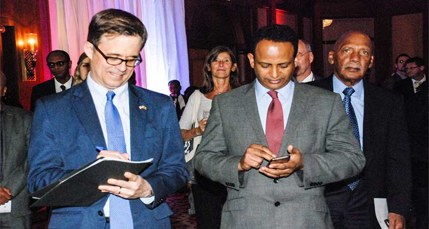 U.S. Urge Ethiopia to Ease Internet, Mobile Access for Business