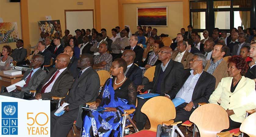 Eritrea and United Nations Launch Strategic Partnership Cooperation Framework 2017 – 2021