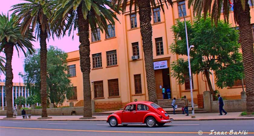 Asmara: Decentering Modernist History