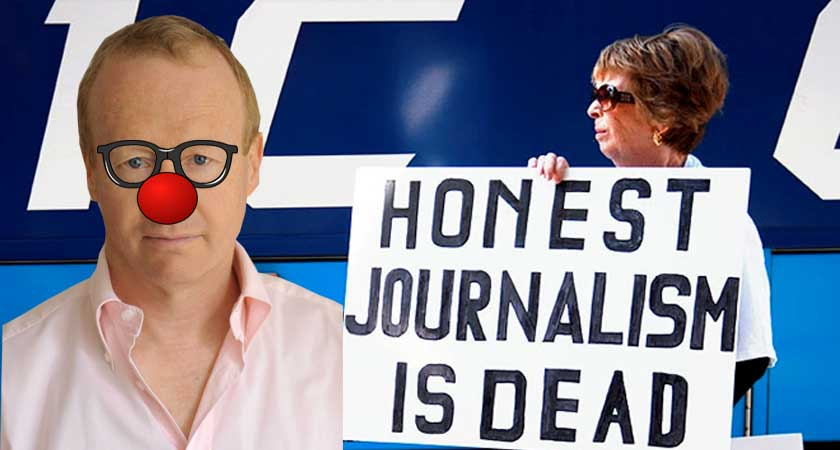 Martin Plaut is Giving Journalism a Black Eye