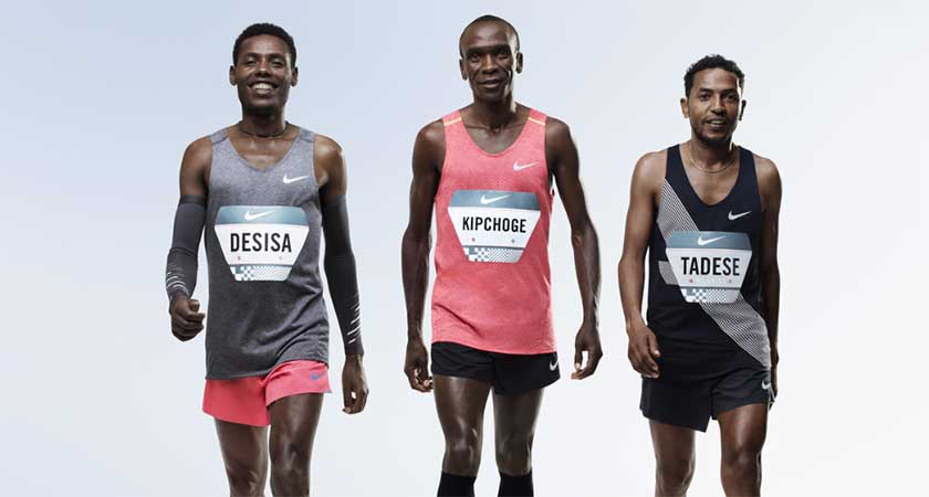 Nike Recruits Top Runners to Break 2-Hour Marathon Barrier