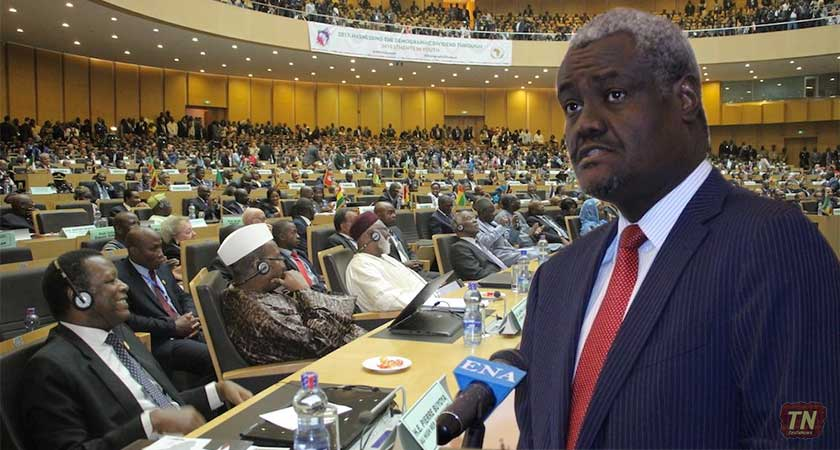 Chad's Moussa Mahamat Elected New African Union Commission Chair
