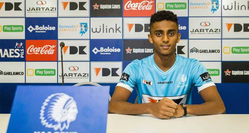 Tesfaldet Tekie New Generation of Eritrean Soccer Stars