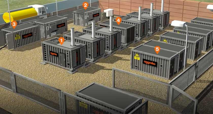 Power Generation Bids for Colluli Finalized