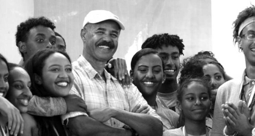 Happy 71st Birthday to President Isaias Afwerki