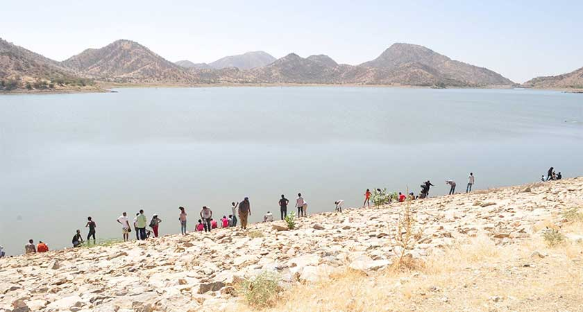 Water conservation in Eritrea