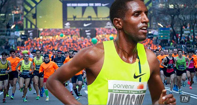 Eritrean Nguse Amsolom Wins San Silvestre Vallecana in Madrid