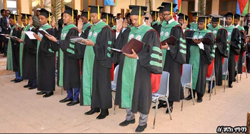 36 Medical Doctors Graduate from Orotta School of Medicine