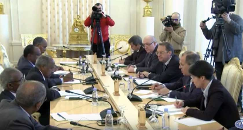 Russia to Deepen Relations with Eritrea