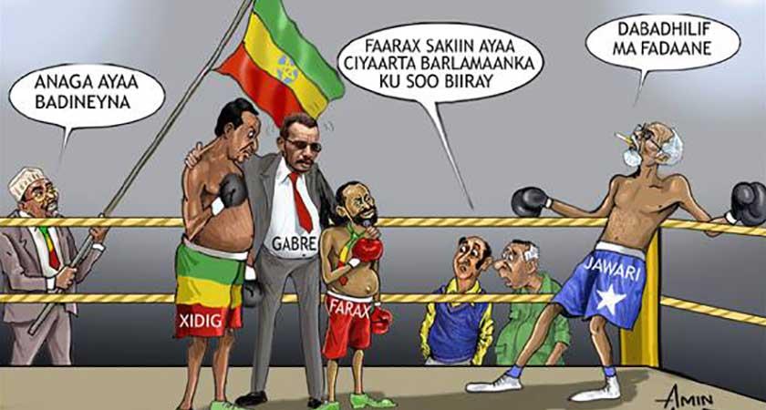 Ethiopia's Electioneering in Somalia