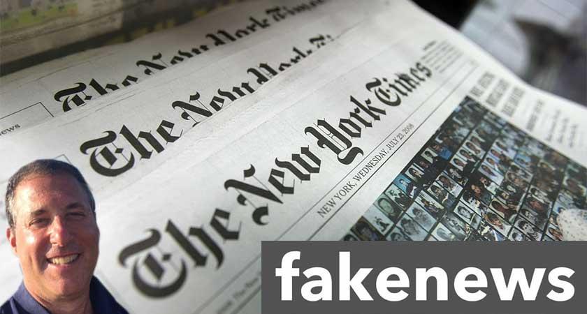 Joshua Hammer, a prominent purveyor of fake news on Eritrea.