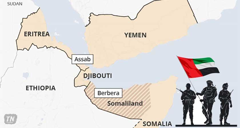 (Opinion): UAE's Berbera Military Base Boosts Somaliland – Ethiopia Relations
