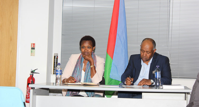 Delivering Together for Eritrea's Development and Self-Reliance
