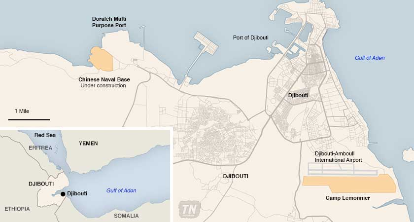 Risks Bubbling Beneath Djibouti's Foreign Bases