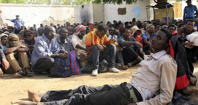 Sudan Court Sentences 65 Ethiopian Protesters to Lashes