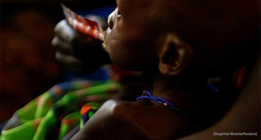 Famine Declared in South Sudan's Unity State