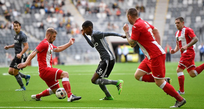 Alexander Isak will Become One of the Best in the World: Former Team-mate Dickson Etuhu