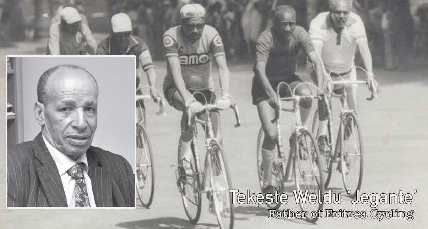 (Interview): Tekeste Weldu 'Jegante', A Legend of Eritrean Cycling