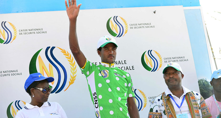 Pro Cycling Team BIKE AID Sign Eritrean Awet Habtom