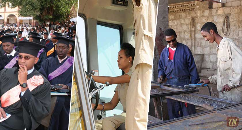 Education and Human Resources Development in Eritrea (Part -I)