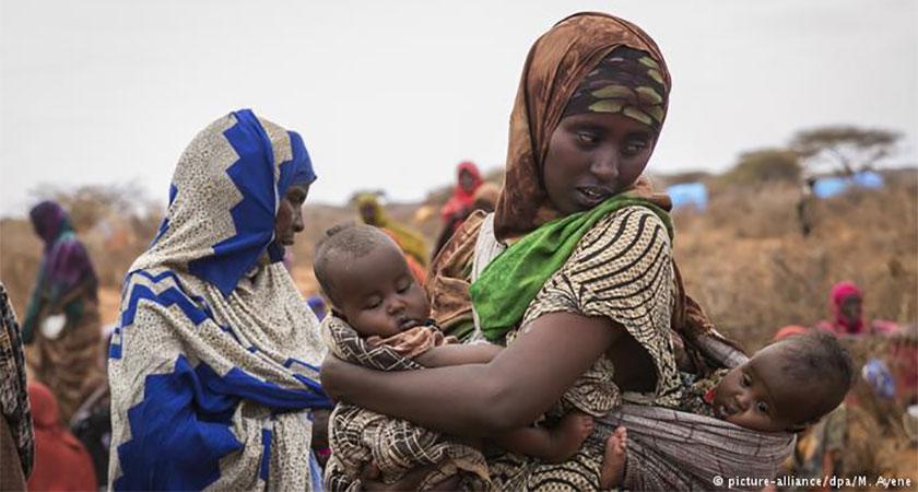 Ethiopia Starvation