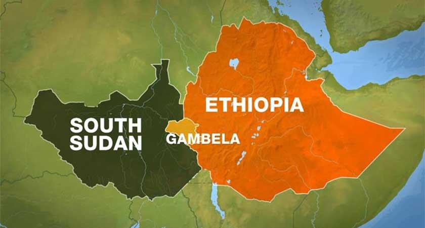 South Sudan Gunmen Kill 28 in Ethiopia