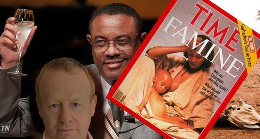 Martin Plaut and Ethiopia's Politics of Famine
