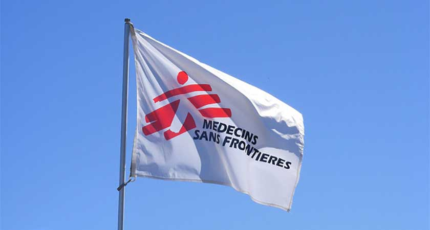 Medicine Sans Frontier (MSF) goes beyond medicine as tool of subversion.