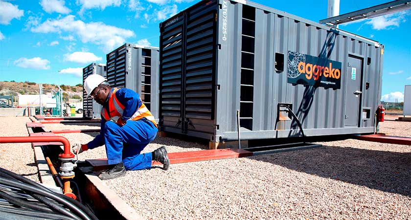 Aggreko to Provide Solar-Diesel Hybrid Power to Nevsun for 10-Years