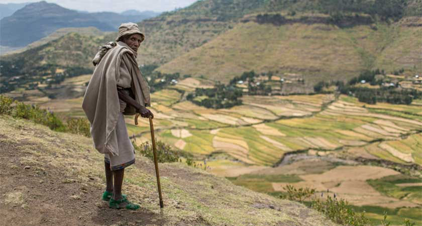 Displaced and Neglected: Ethiopia's Desperate Drought Victims