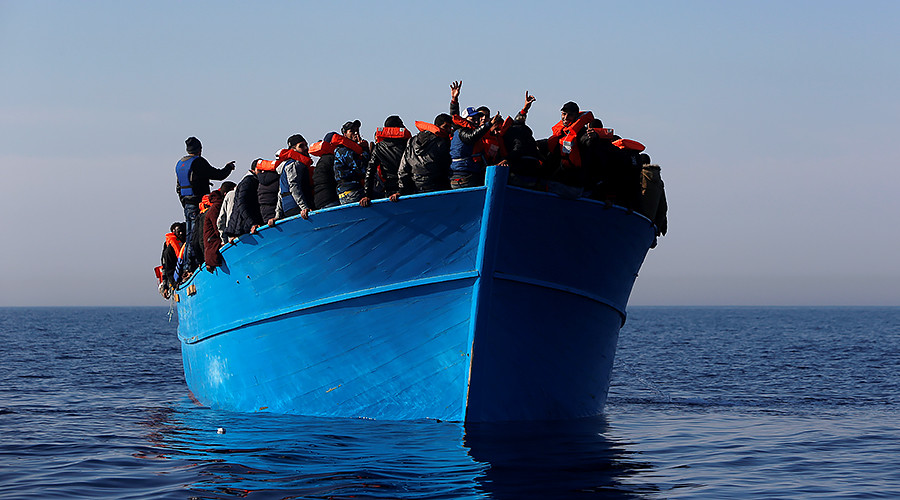 NGOs colluding with smugglers