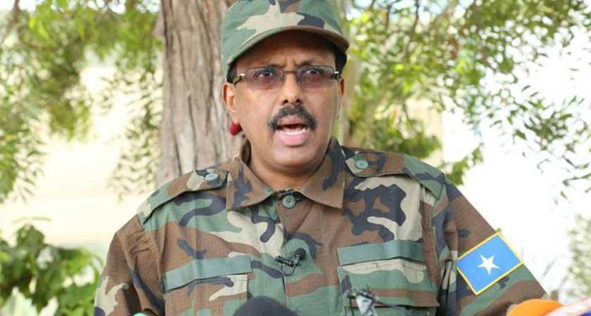 New Somalia President Declares War on al-Shabaab Militants