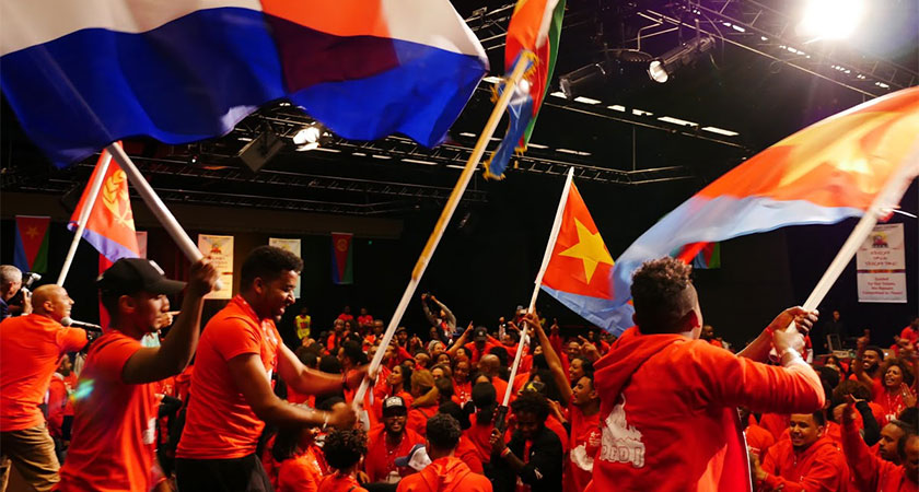 The Lessons Gained and Impact of State Sponsored Hostile Action on YPFDJ Conference