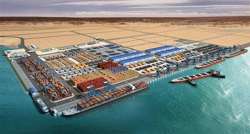 Djibouti Opens New, Modern, Multipurpose Port