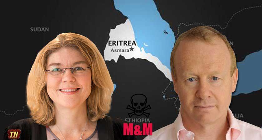 Mirjam van Reisen and Martin Plaut: Incubators of Terror