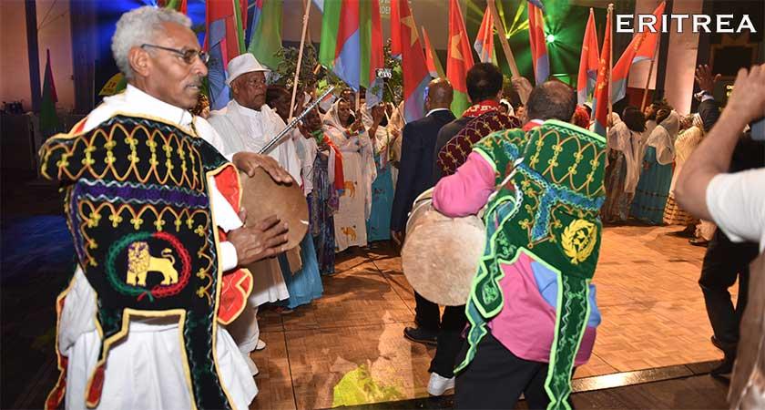 Long Live Eritrea
