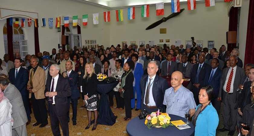 European Union Delegation in Eritrea Celebrates Europe Day