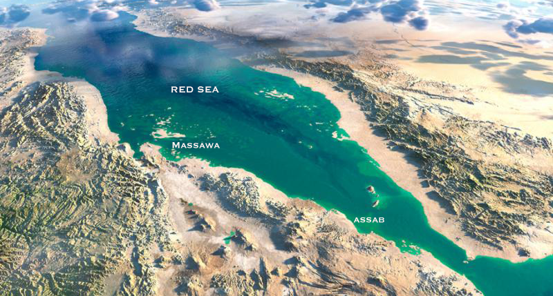Red Sea: The Middle East's Untapped Oil and Gas Region