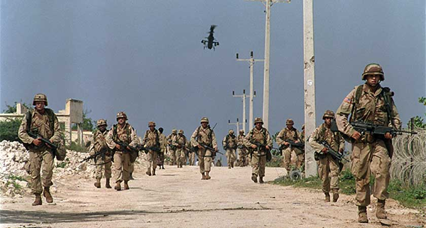 Navy SEAL killed while fighting militants in Somalia