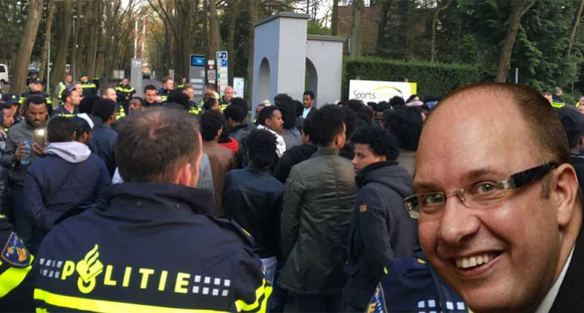 Fortress Europe: The Rise of Fascism and Racism in the Netherlands