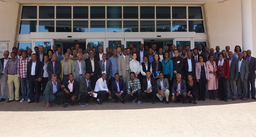 Eritrea's Journey to the Development of a 5-Year National Action Plan for Health Security