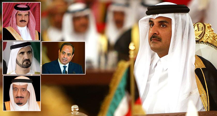 Qatar Crisis: Bahrain Publishes List of Demands
