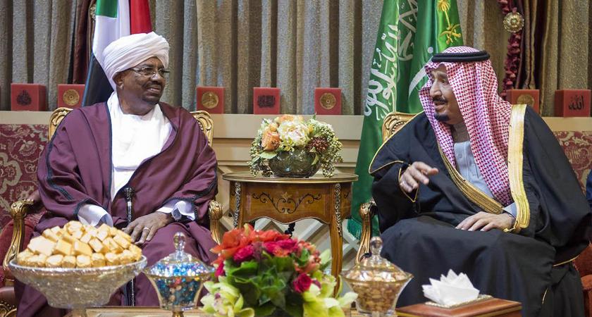 Saudi Arabia Urges Sudan Take 'Clear Stance' on Gulf Crisis