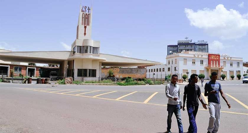 Eritrea's Picturesque Capital is Now a World Heritage Site