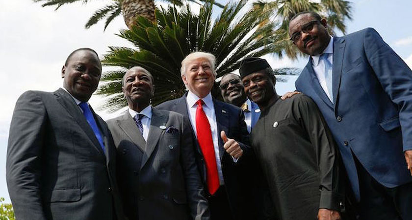 Trump's Africa Policy Should End US Aid to Dictators, Rights Abusers