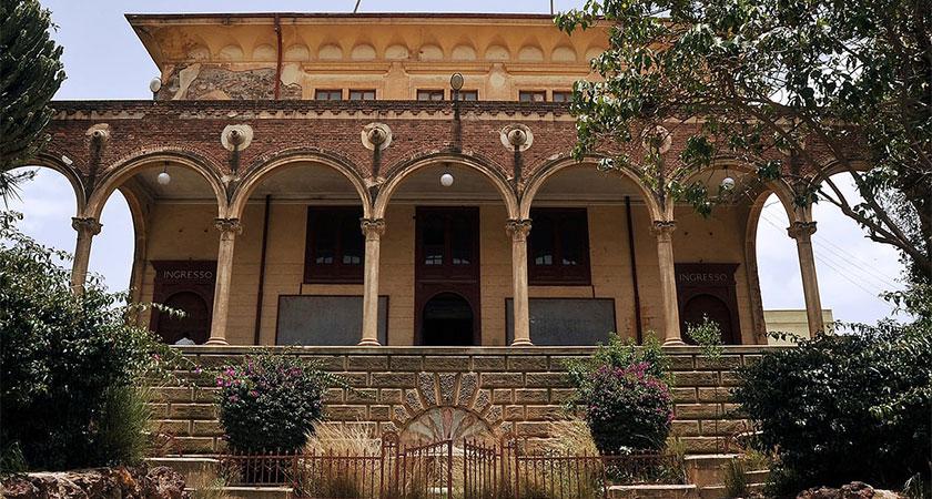 The Italian Architecture that Shaped New World Heritage Site – Asmara