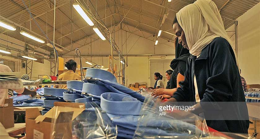 Where Do You think the Best Shirts are Produced in Africa?