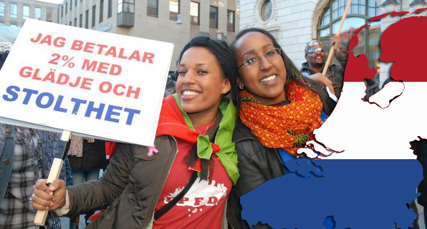 The Wrongful Characterization of 2% Eritrean 'Diaspora Tax' by Media in the Netherlands