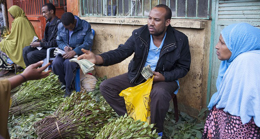 Khat an Increasing Problem for Ethiopian Youth