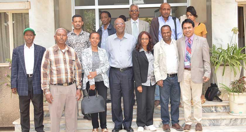Eritrea Government Officials Take a Study Visit to Bangladesh
